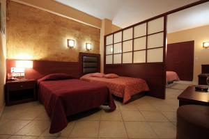 Hotel Life, Hotel  Heraklion - big - 8