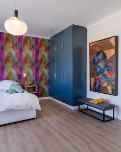 Double or Twin Room with Sea and Mountain View