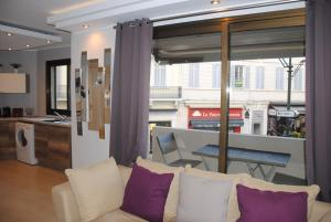 L'IDEA FERRARI, Apartmanok  Cannes - big - 19