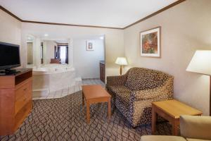 Deluxe King Suite with Whirlpool  - Non-Smoking