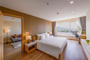 Zen Diamond Suites Hotel, Hotel  Da Nang - big - 28