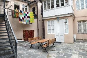 The old Tbilisi holiday, Apartments  Tbilisi City - big - 13