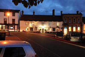 The Crown Hotel in Framlingham, Suffolk, England