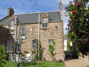 Bank View Self Catering Apartment in Chirnside, Borders, Scotland