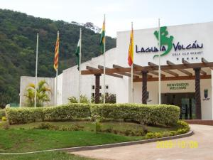 Photo of Hotel Laguna Volcan Eco Resort