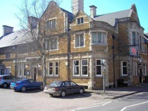 The Red Lion Hotel in Kettering, Northamptonshire, England