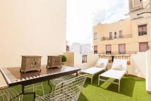 Valencia Boutique Mercado Central, Apartmány  Valencia - big - 29
