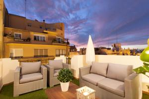 Valencia Boutique Mercado Central, Apartmány  Valencia - big - 38