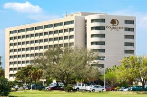 Double Tree By Hilton Hotel Houston Hobby Airport