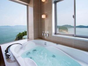 Shodoshima International Hotel, Ryokans  Tonosho - big - 8
