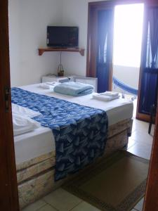 Double or Twin Room with Patio and Sea View