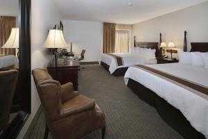 Executive King Room with Two King Beds