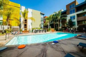 Sunset Suites Apartment, Apartmány  Los Angeles - big - 10