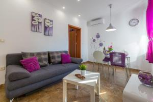 Two-Bedroom Apartment in Crikvenica XLIV, Apartmány  Crikvenica - big - 12