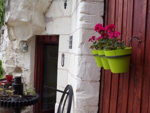 Les Troglos de Beaulieu, Bed and Breakfasts  Loches - big - 44