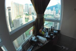 Deluxe City View Room