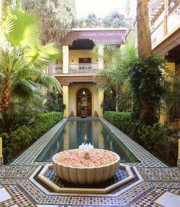 Lodging Riad Al Moussika, Marrakech