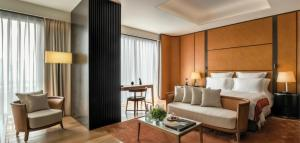 Superior Room  with One King Bed and City View