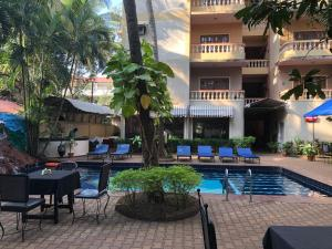 Sodder's Gloria Anne, Hotels  Candolim - big - 30