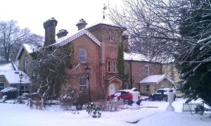 Nent Hall Country House Hotel in Alston, Cumbria, England