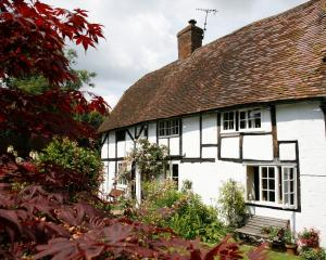 Just So Cottage in Winslow, Buckinghamshire, England