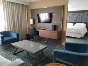 Executive King Suite - Club Level