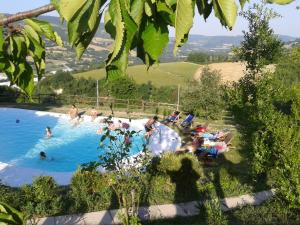 Pietra Rosa, Farm stays  Urbino - big - 15