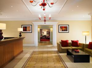 Huntingdon Marriott Hotel in Huntingdon, Cambridgeshire, England
