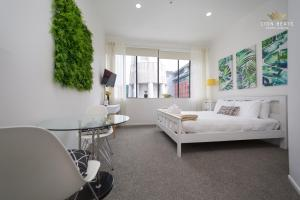 Sky Tower Stunner Apartment, Apartments  Auckland - big - 22