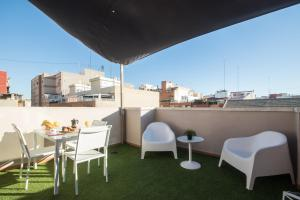 Flatsforyou Port Design, Apartments  Valencia - big - 10