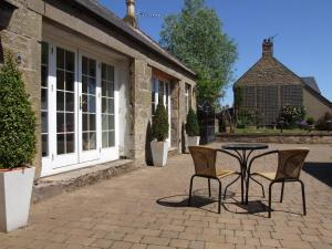 The Coach House Self Catering Apartment in Chirnside, Borders, Scotland