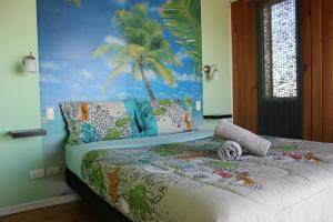Double Room w/Private Bathroom and Panoramic View