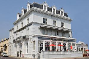 The Burlington Hotel - Guest House in Worthing, West Sussex, England