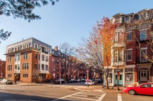 102 Chandler #4 By Lyon Apartments, Apartmanok  Boston - big - 11