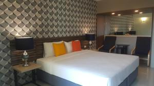 PM Residence, Hotel  Hat Yai - big - 38