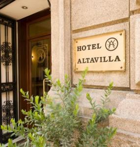 Hotel - Hotel Altavilla