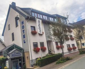 Zeitlers Hotel & Apartments, Hotely  Marsberg - big - 8
