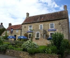 The Half Moon Inn in Horsington, Somerset, England
