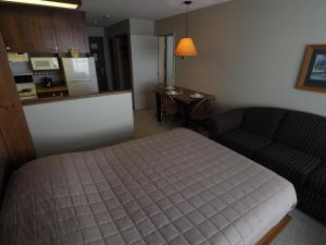 Apex Mountain Inn Suite 323-324 Condo, Апартаменты  Apex Mountain - big - 9