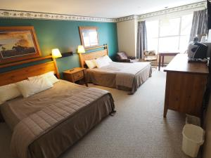 Apex Mountain Inn Suite 211-212 Condo, Апартаменты  Apex Mountain - big - 25