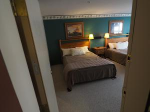 Apex Mountain Inn Suite 211-212 Condo, Апартаменты  Apex Mountain - big - 23