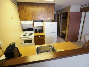 Apex Mountain Inn Suite 211-212 Condo, Апартаменты  Apex Mountain - big - 21