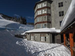Apex Mountain Inn Suite 211-212 Condo, Апартаменты  Apex Mountain - big - 15