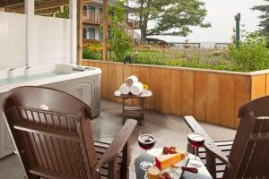 Comfort King Room with Hot Tub and Spa Bath - Ground Floor