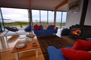 Mures Cloudy Bay Retreat, Лоджи  South Bruny - big - 2