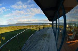 Mures Cloudy Bay Retreat, Лоджи  South Bruny - big - 3