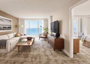 One Bedroom Premier Ocean Front Suite