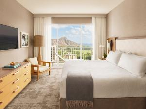 One Bedroom Diamond Head Ocean View Suite