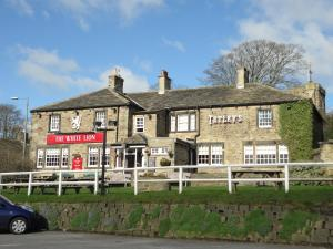 The White Lion in Keighley, West Yorkshire, England