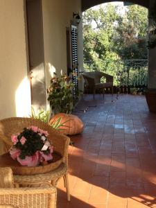 Le Tartarughe B&B, Bed & Breakfasts  Magliano in Toscana - big - 3